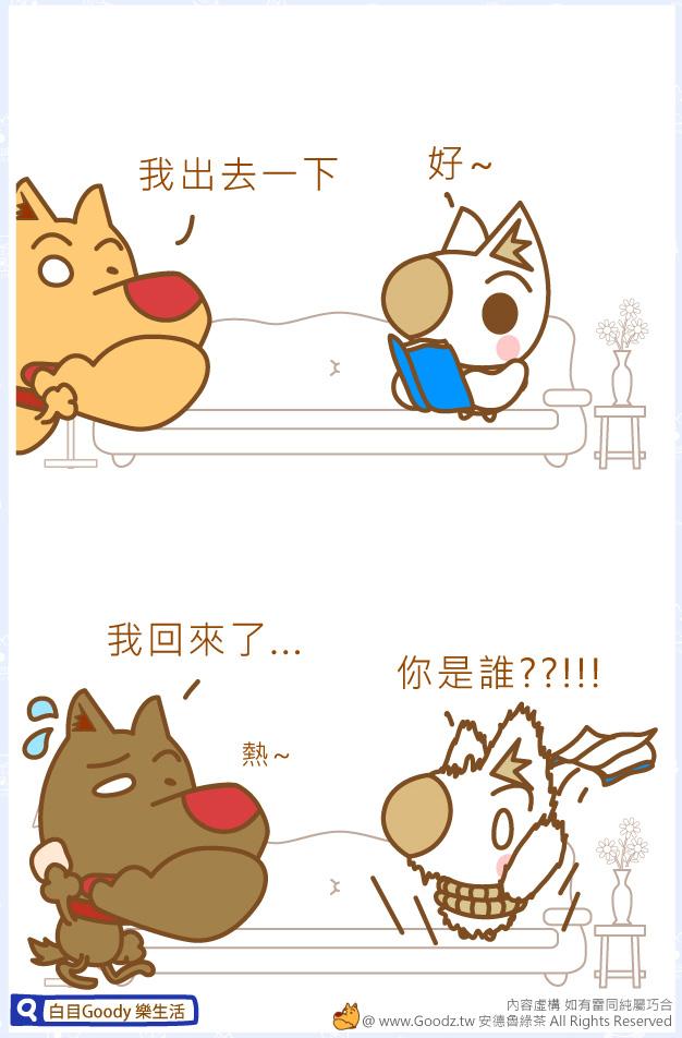 【Goody 樂生活】呀啊!!有壞人?!!